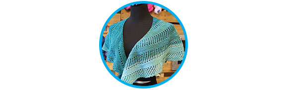 Adrienne's Smooth Sailing Shawl Project Log