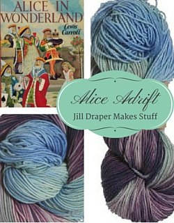 Jill Draper Makes Stuff Hudson - Alice Adrift