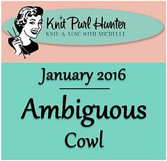 Ambiguous Cowl KAL