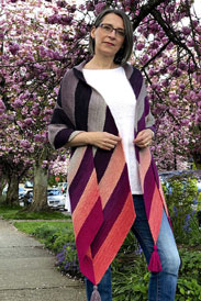Freia Archer Scarf and Shawl Kit