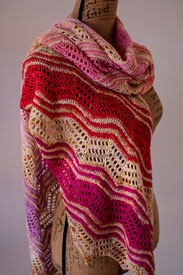 SweetGeorgia Bantam Shawl Kit