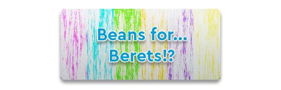 Beans For Berets CTA
