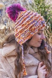Berroco Lavanda Hat Kit