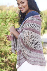 Berroco Rowley Shawl Kit