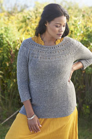 Berroco Salisbury Pullover Kit