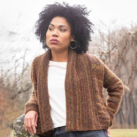 Berroco Spencer Cardigan Kit