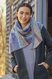 Berroco Vendeval Shawl Kit - Scarf and Shawls