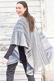 Berroco Washoe Poncho Kit - Women's Accessories