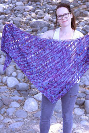 Jimmy Beans Wool Berry Dessert Shawl
