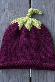Blue Sky Fibers Organic Cotton Berry Baby Hat Kit - Baby and Kids Accessories