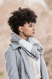 Blue Sky Fibers Crosslake Cowl Kit