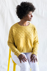 Blue Sky Fibers Intricate Pullover Kit