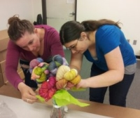 Making Bouquets