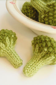 Berroco Steamed Broccoli with Florets Kit