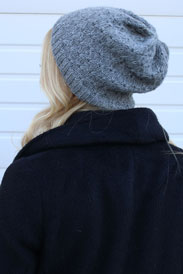 Cascade Llamerino Broderie Hat