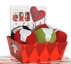 Debbie Bliss Scottie Pillow Kit Giveaway