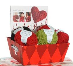 Debbie Bliss Scottie Pillow Kit Giveaway