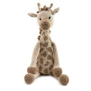 Toft Amigurumi Crochet Kit kits Caitlin the Giraffe