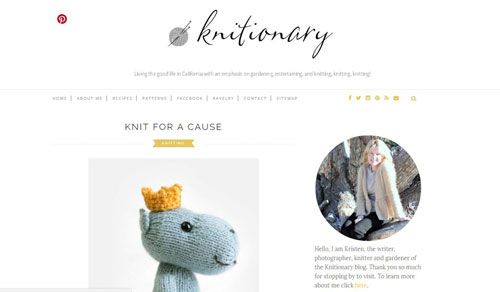 Knit For A Cause