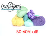 Cascade Yarns Sale