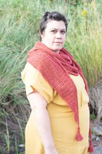 Cascade Luce Shawl Kit