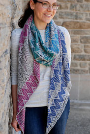Cascadial Wrap Ravelry