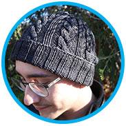 Cassidys Jason Cashmere Hat