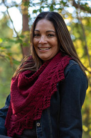 Amano Yarns Colca Cowl Kit