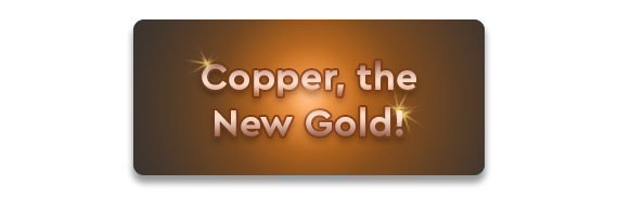 Copper, The New Gold CTA