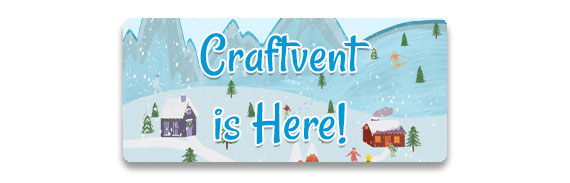 CTA: Craftvent is Here!