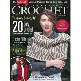 Interweave Press Interweave Crochet Magazine '18 Winter