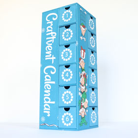 Crochet Craftvent Calendar