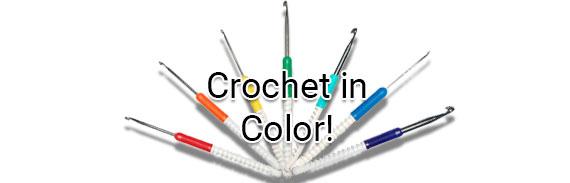 CTA: Crochet in Color!