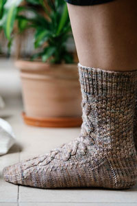 Madelinetosh Tosh Sock Curiosity and Opportunity Socks Kit