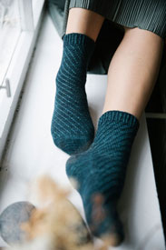 Madelinetosh Dear Bjorn Socks Kit
