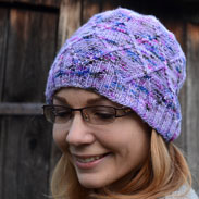 Malabrigo Arroyo Diamant Hat Kit