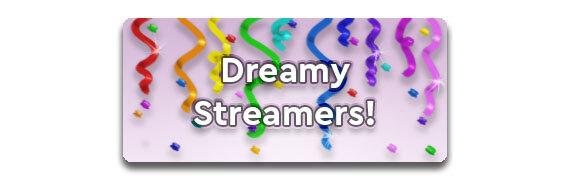 Trendsetter Streamers