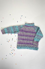 Universal Yarn Easy Stripe Sweater Kit