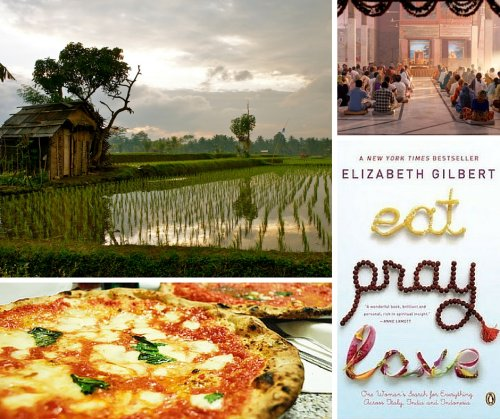 Eat, Pray, Love:Micro-Brewed Book Feb 2016