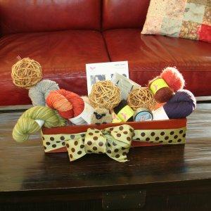 Deluxe Eco-Gift Basket