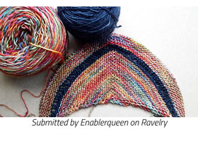 Enabler Queen Ravelry