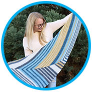 Eversleigh Shawl