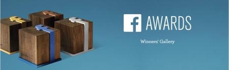 Facebook Award Winners 2016