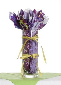 Bon Temps Rouler Fabric Bouquet
