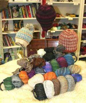 new Tahki fall yarns