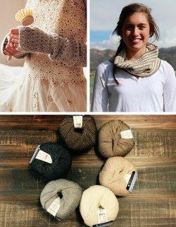 Crocheted Fingerless Mittens pattern