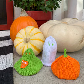 Free Pattern Friday Halloween