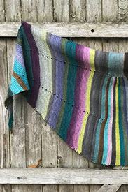 Freia Fine Handpaints Countdown Shawl Kit