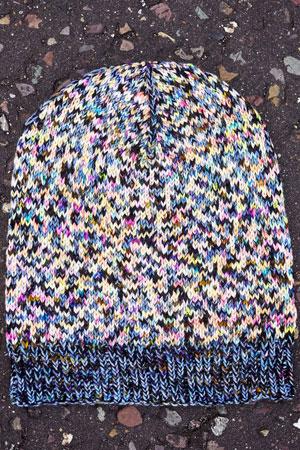 Glitch Hat Free Pattern