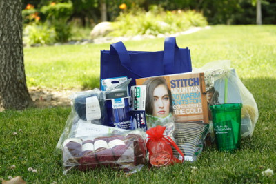 What's in our Retreat Goody Bags!